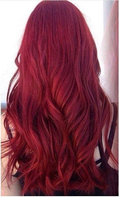 I modelli di colore per capelli rossi più votati # ...
