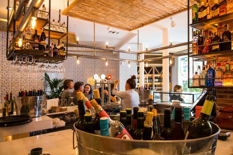 Barra De La Bientirada Foto De Madrid Cool Blog Cosas Para Hacer Bar Cerveceria