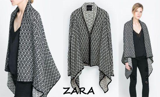 defdeb60b chaquetas punto mujer zara