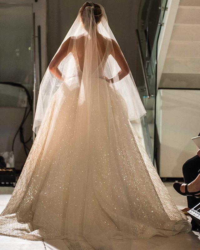 Lazaro 3662 | Bridal Fashion Week | Pinterest