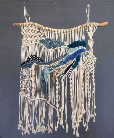 macrame wall hanging  Macrame and woven wall hangings