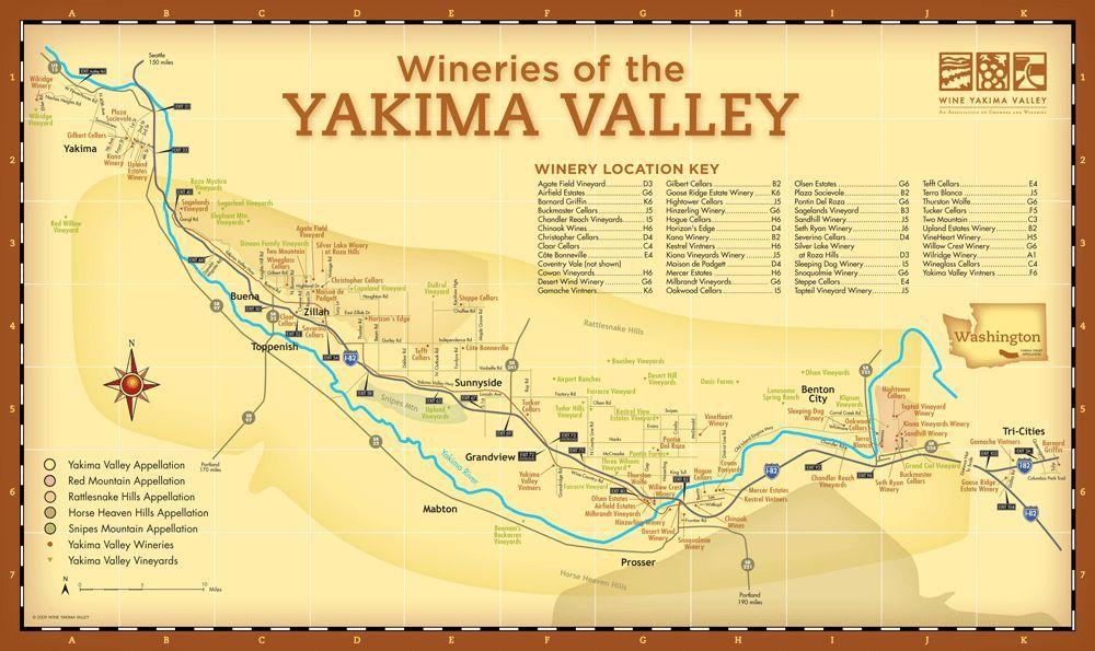 Pin by Gail Lee on Yakima Upper Yakima and the Yakima Valley