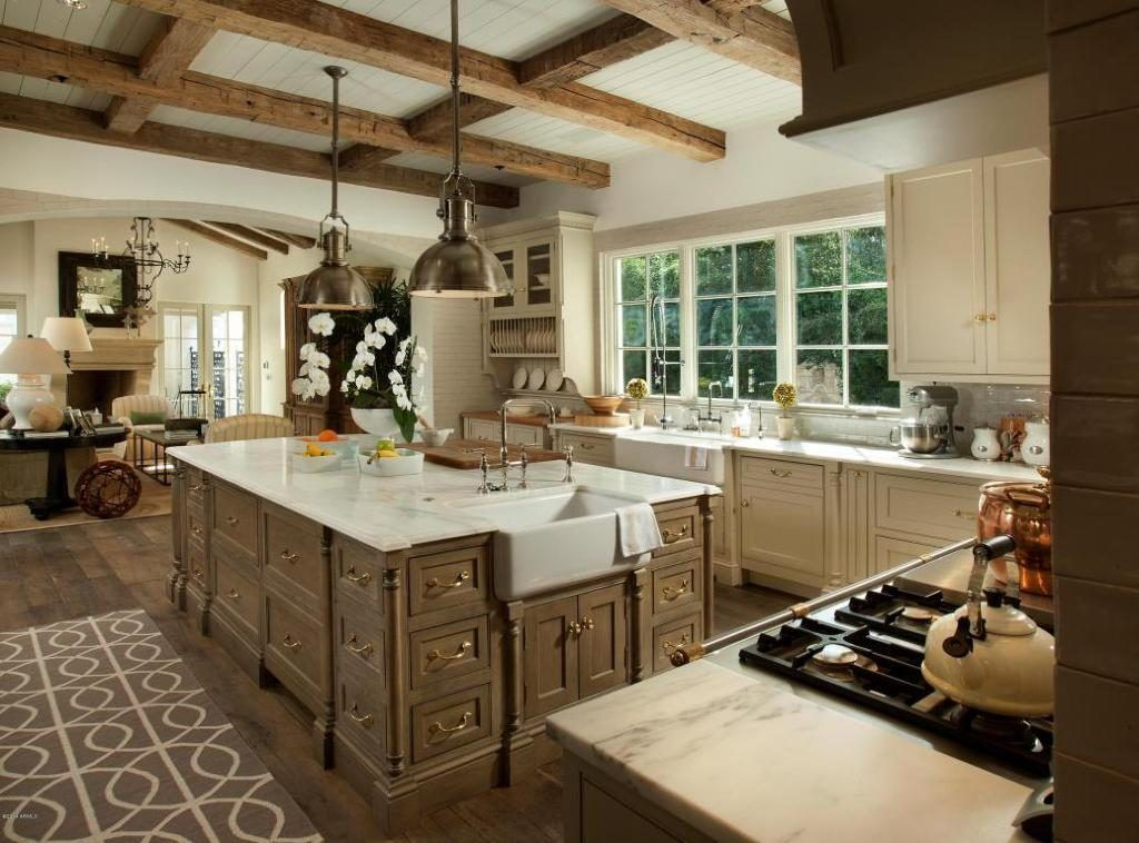 Feast your eyes on the kitchen of your dreams…