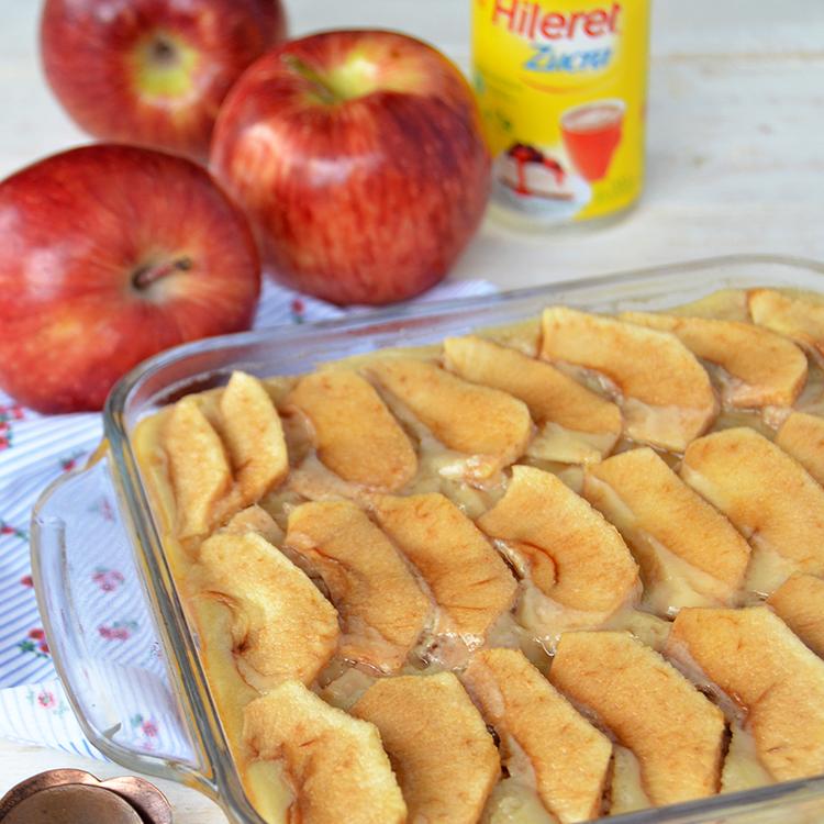 diabetes postre diabético tarta de manzana fácil
