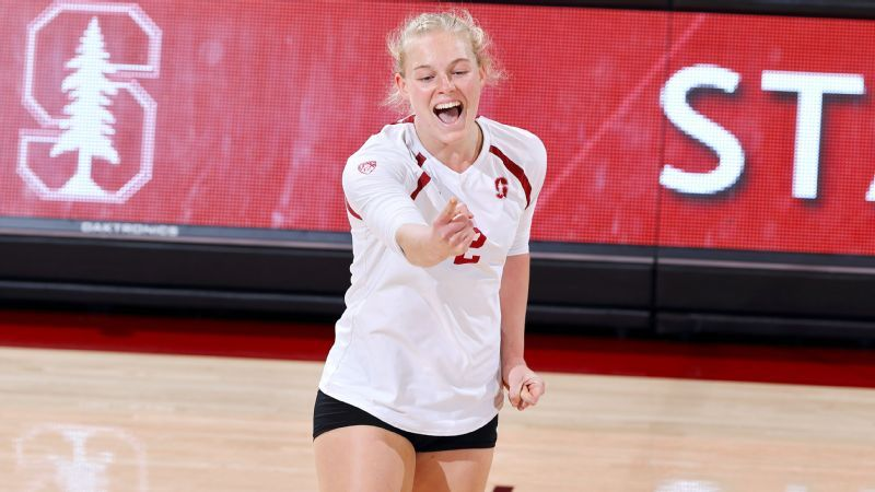 Slideshow 12 Players To Watch During 2017 Ncaa Volleyball Season Volleyball Plummer Kendall White