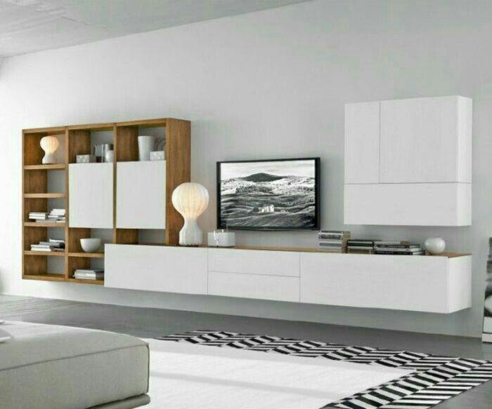 pinivana dimovska on living room  ikea wall units