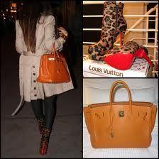 إن كنت تحبين ارتداء الملابس ذات شعارات الماركات العالمية البارزة للعيان فأنت شخصية تحب اعطاء طابع الغنى والثروة من خلال Fashionistas Style Birkin My Style