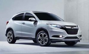 Pin By Nabila Anne On Business Honda Hrv Crossover Suv Hrv