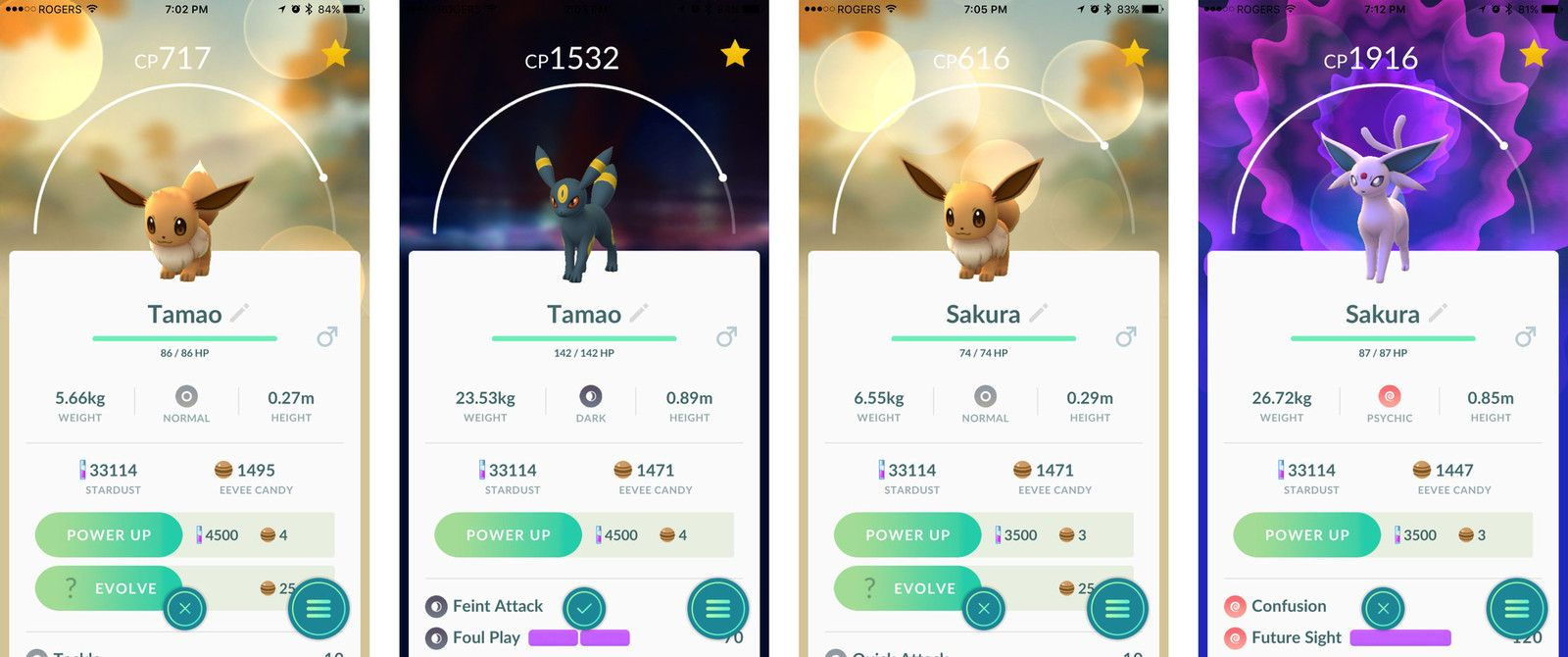 How To Get The Different Eevees In Pokemon Go