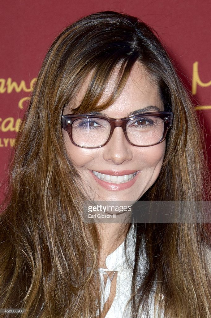 Actress Vanessa Marcil attends the Opening Party for New Marvel Super Heroes 4D Theater at Madame Tussauds on July 10, 2014 in Hollywood, California.