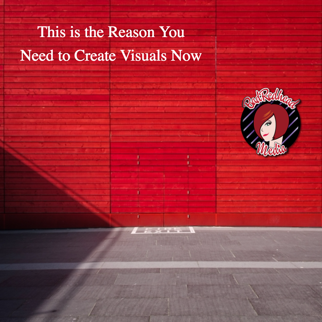 This is the Reason You Need to #Create Visuals #Now http://bit.ly/2c2izmR