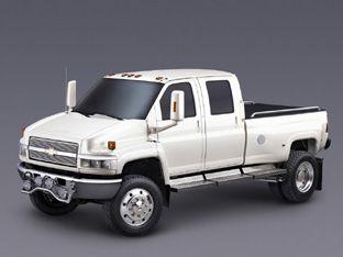 Chevrolet Kodiak C4500 By Monroe Truck Equipment Trucks Medium