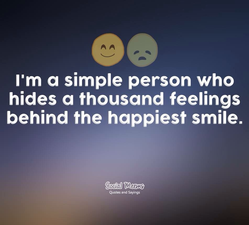 Happiest smile