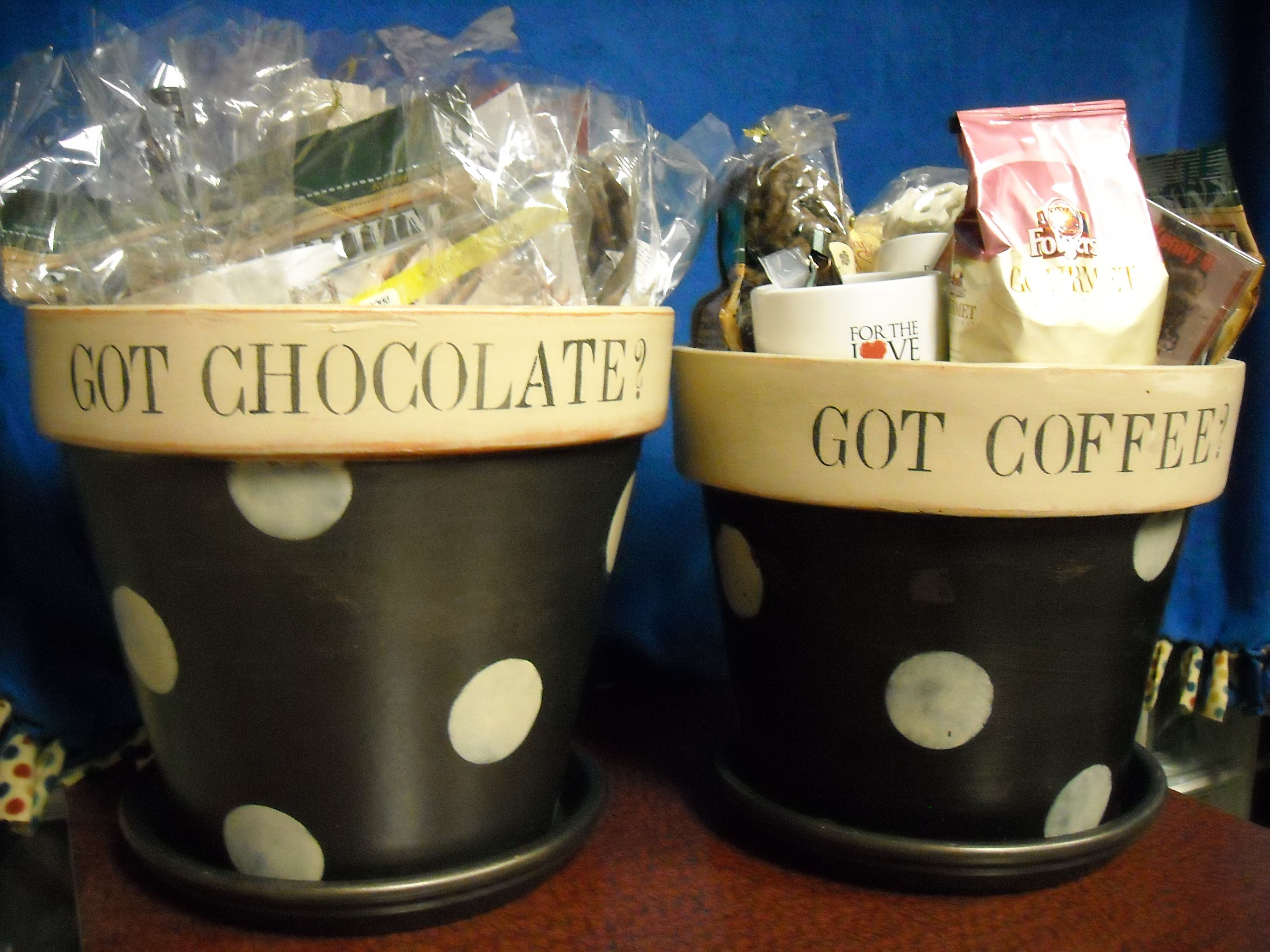 Fun Gift Idea For Chocolate And Coffee Lovers Decorate Or