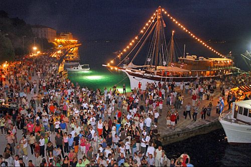 The Best Full Moon Parties In The World The World Or Bust Croatia Croatia Travel Zadar