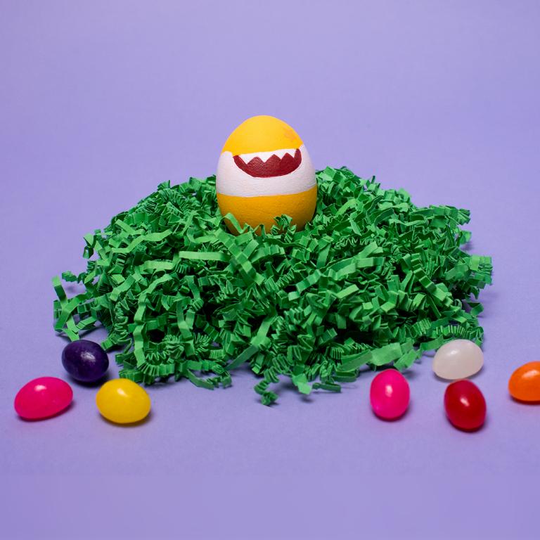 Nick Jr. Easter Egg Inspiration in 2020 Easter eggs