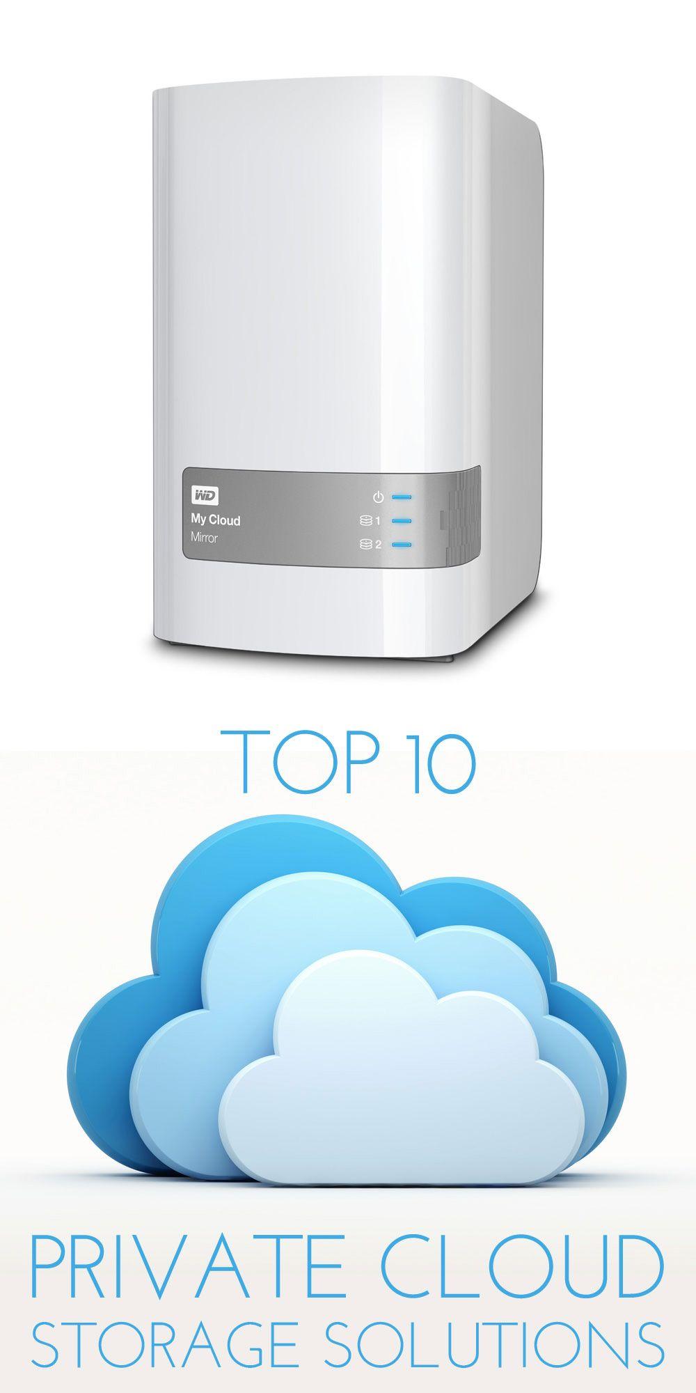 Top 10 Personal Cloud Storage Solutions Storage Solutions Cloud Storage Clouds