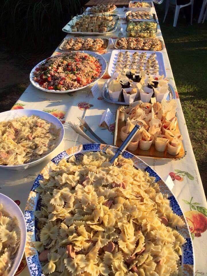 Buffet Rustico Per Festa In Giardino I Miei Buffet Nel 2019