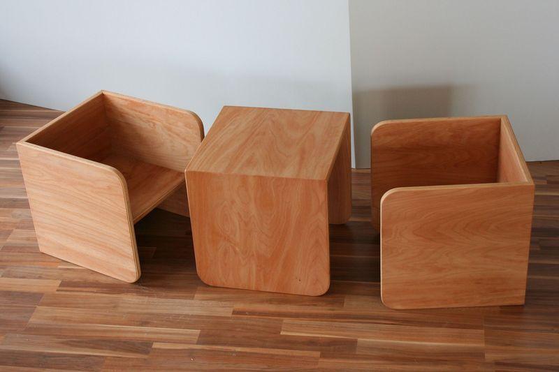 Kniff Kinderstuhl Oder Kindertisch Oder Hocker Kids Chairs