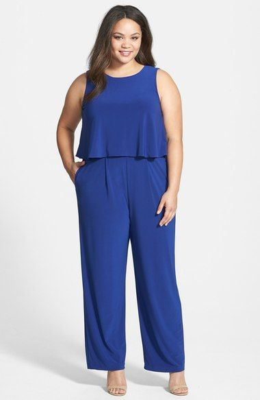 Just in - two of these fun jumpsuits, new with tags, in size 22W and 24W!
