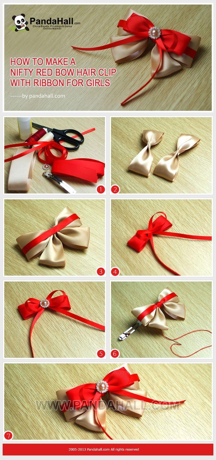 "Girls Handmade elegant black and silver mirror glitter 4/"" bow hair clip"