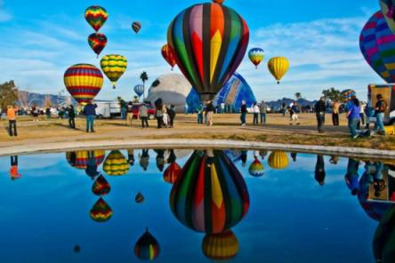 Pin by Beckey Douglas on hot air balloons Lake havasu