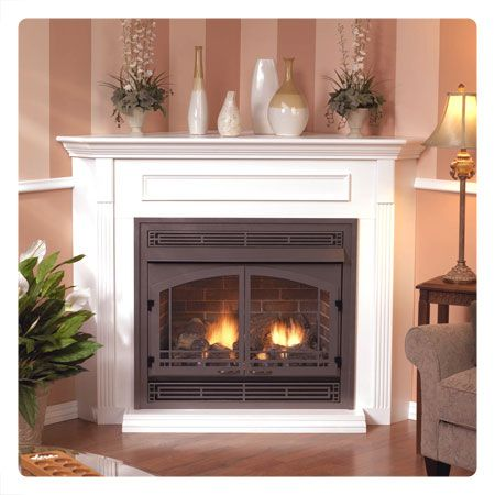 Empire Comfort Systems Vail 36 Vent Free Gas Fireplaces Vent Free Gas Fireplace Gas Fireplace Corner Gas Fireplace