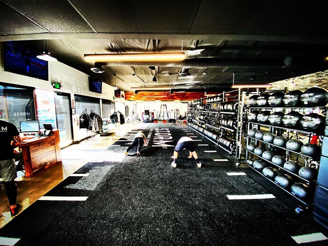 If you haven't already, checkout @stormmmatc in Laguna hills. Great place! #stormmma #ufc #fit #fitc...