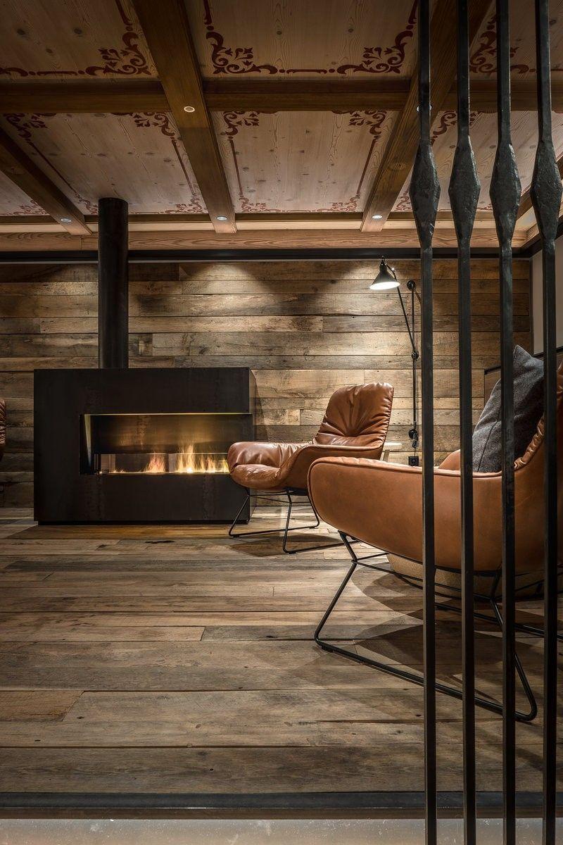Innenraumdesign Stube Gasthaus Restaurant Altholz Massivholz ...