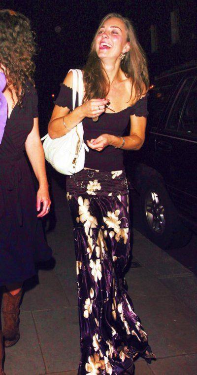 June 7, 2007: Kate Middleton attends  Club Kitts (Kensington & Chelsea, London) ~ before she became a royal duchess.