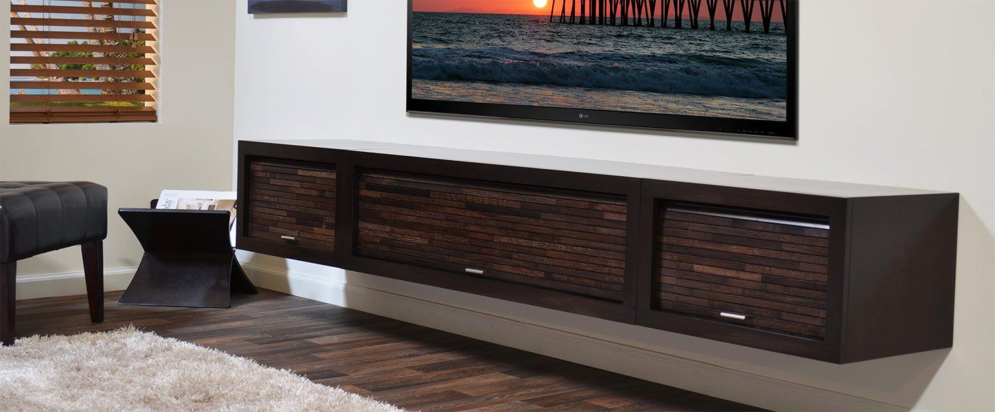 Shop for Floating TV Stands & Wall Mount Entertainment Center ...