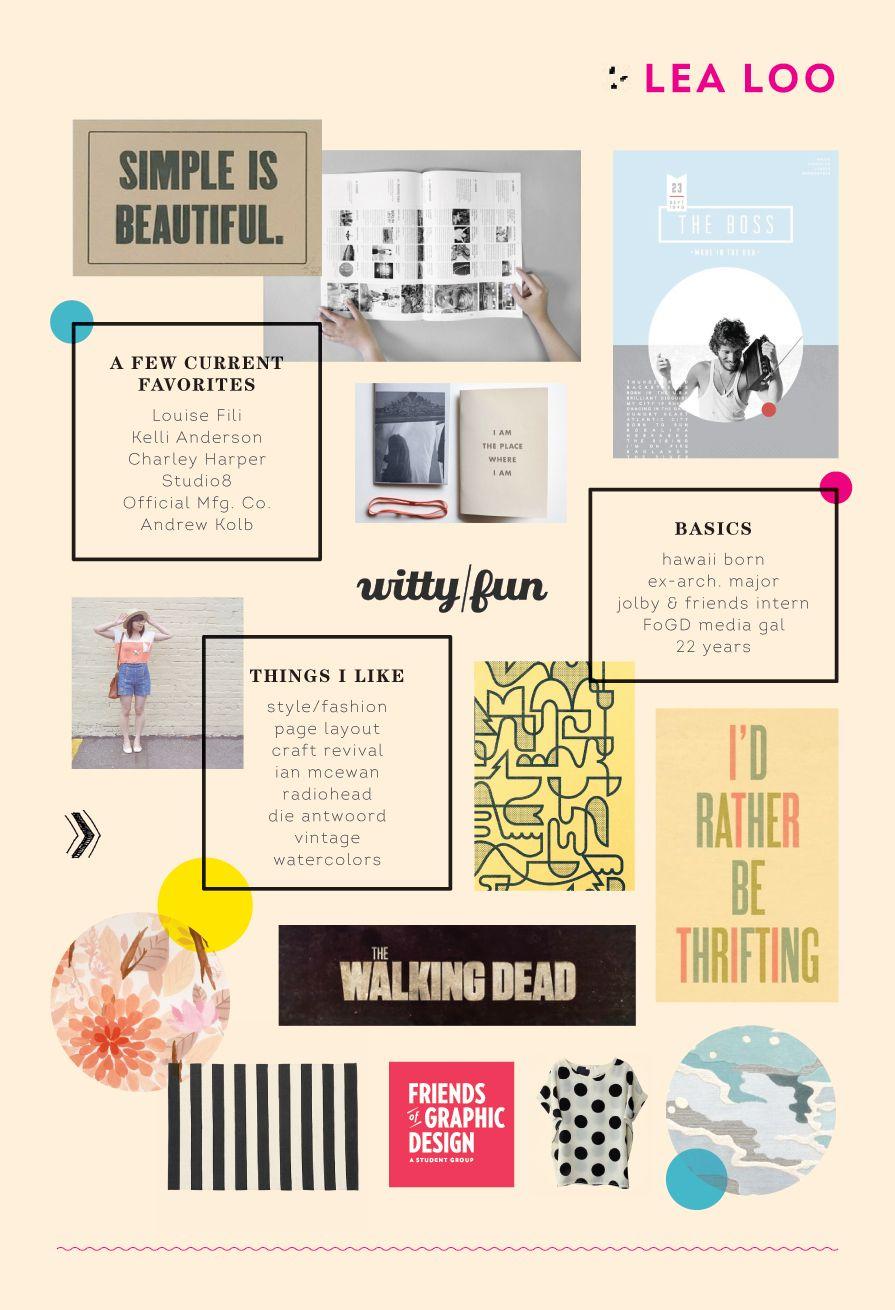 Hello Lark Design Illustration Inspiration Process Mood Board Design Mood Board Inspiration Typography Design