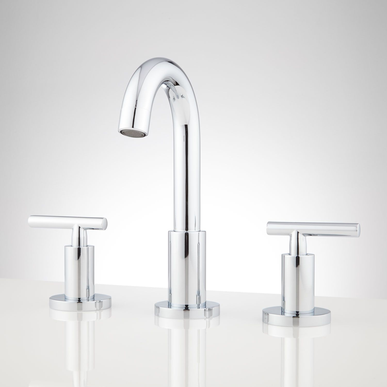 Bareva Widespread Bathroom Faucet   Widespread bathroom faucet ...