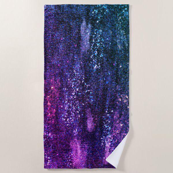 Galaxy Beach Towel 20