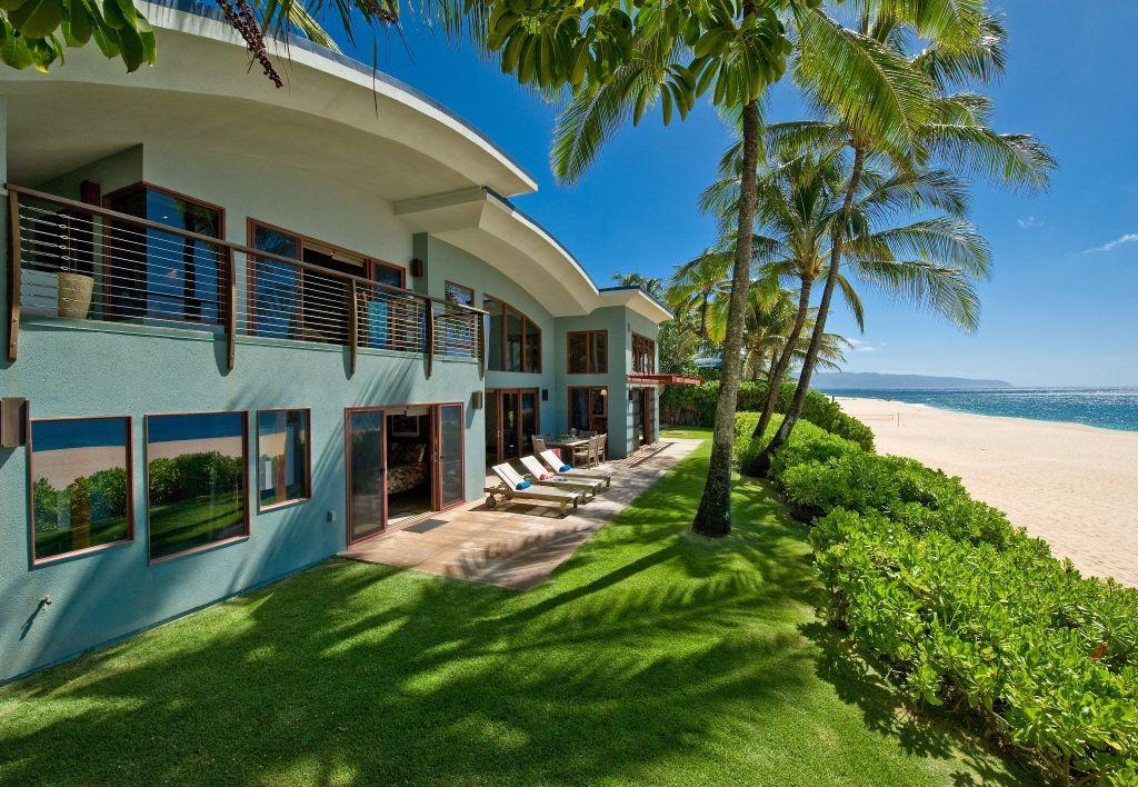 Fabulous Blue Wave House Modern Hawaiian Luxury On Vrbo All Beutiful Home Inspiration Cosmmahrainfo