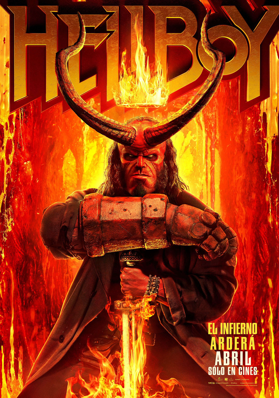 """""""Hellboy"""". Películas completas gratis, Peliculas en"""