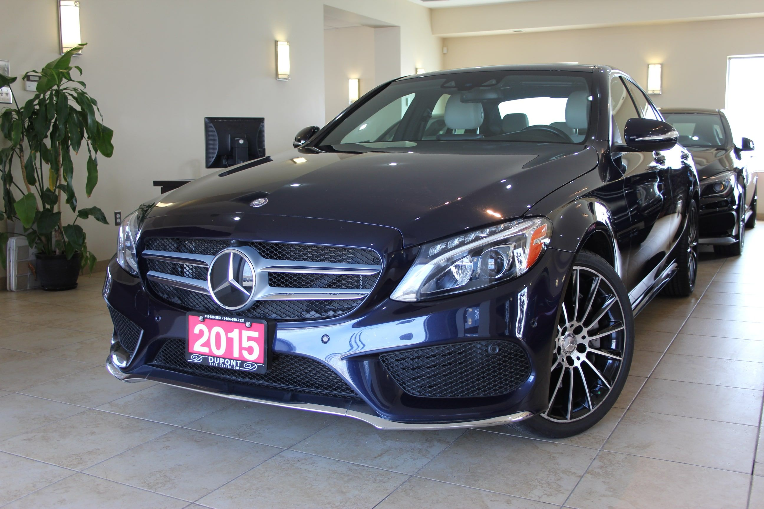Certified 2015 Mercedes Benz C400 4matic Amg For Sale In Toronto Mercedes Benz Benz Mercedes Benz Canada