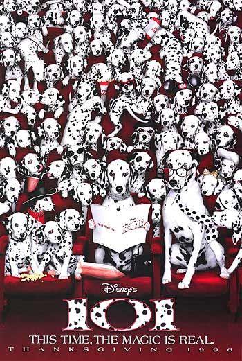 101 Dalmatians Disney Posters Disney Movie Posters 101 Dalmatians