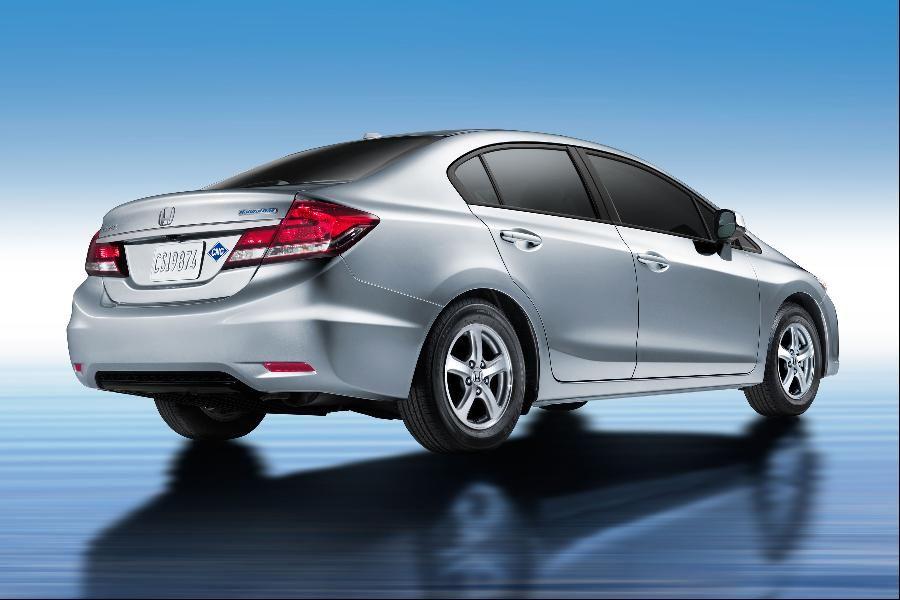 9 Honda Civic Natural Gas Honda Civic Honda Civic Models Honda Civic Hybrid