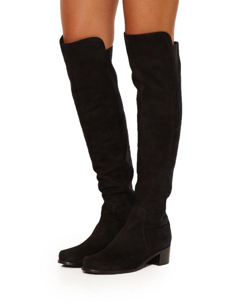 Boots Reserve | Knähöga stövlar, Stövlar outfit, Stuart weitzman