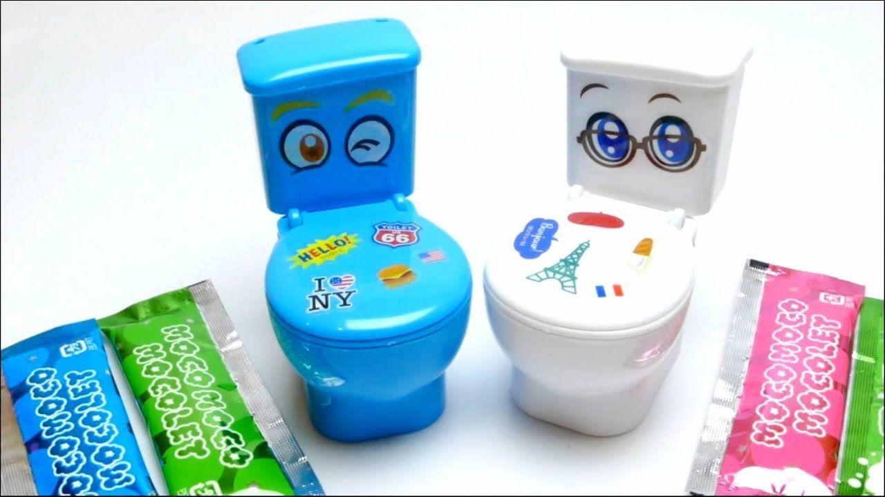 Moko Moko Mokolet 4 Candy Toilet Kit   Japanese Candy & Korean Candy ...