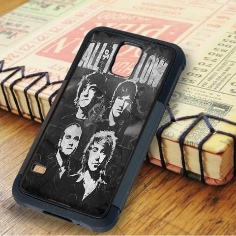 All Time Low Music Band Lyric Samsung Galaxy S5 Case