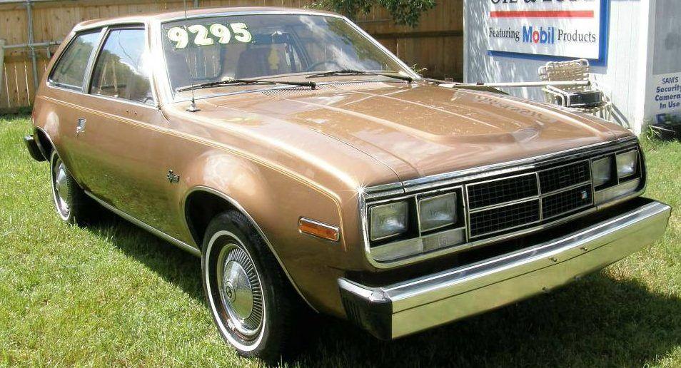 Price Reduction? 1981 AMC Spirit - http://barnfinds.com/price ...