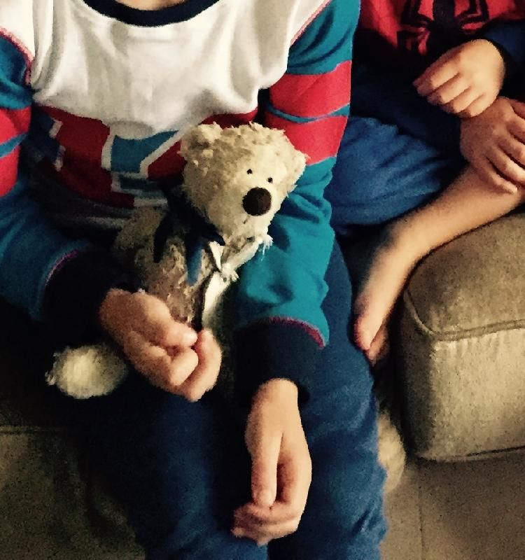 Lost on 20 Feb. 2016 @ Wetherspoons, 55 High Street, Oakham. Small light brown Hamley's bear with label stating 'love from Daddy. Taken from ladies toilet approx 6.15/6.20pm on Saturday. Visit: https://whiteboomerang.com/lostteddy/msg/yg9qpv (Posted by Suzanne on 22 Feb. 2016)