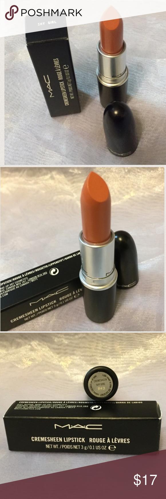 MAC Shy Girl Lipstick on Miley Cyrus - Best MAC Lipsticks