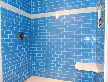 Modwalls Lush Design Ideas Pictures Remodel And Decor Bathroom Tile Inspiration Glass Subway Tile Blue Shower Tile