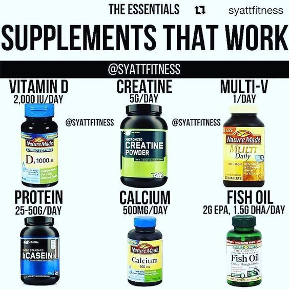 supplements for losing weight and gaining muscle