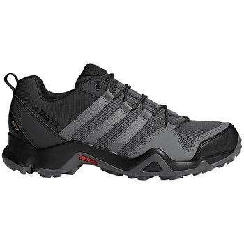 Adidas Terrex AX2R GTX Shoes CARBONGREY FOURSOLAR SLIME