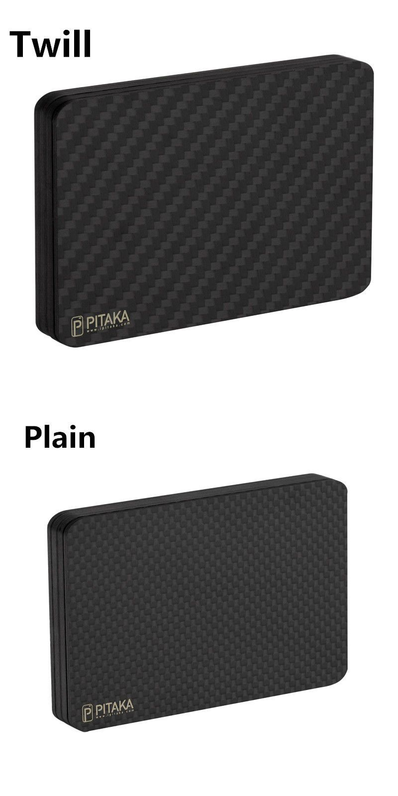 newest collection a0754 c9a1e ID and Document Holders 169271: Carbon Fiber Magnetic Wallet, Pitaka ...