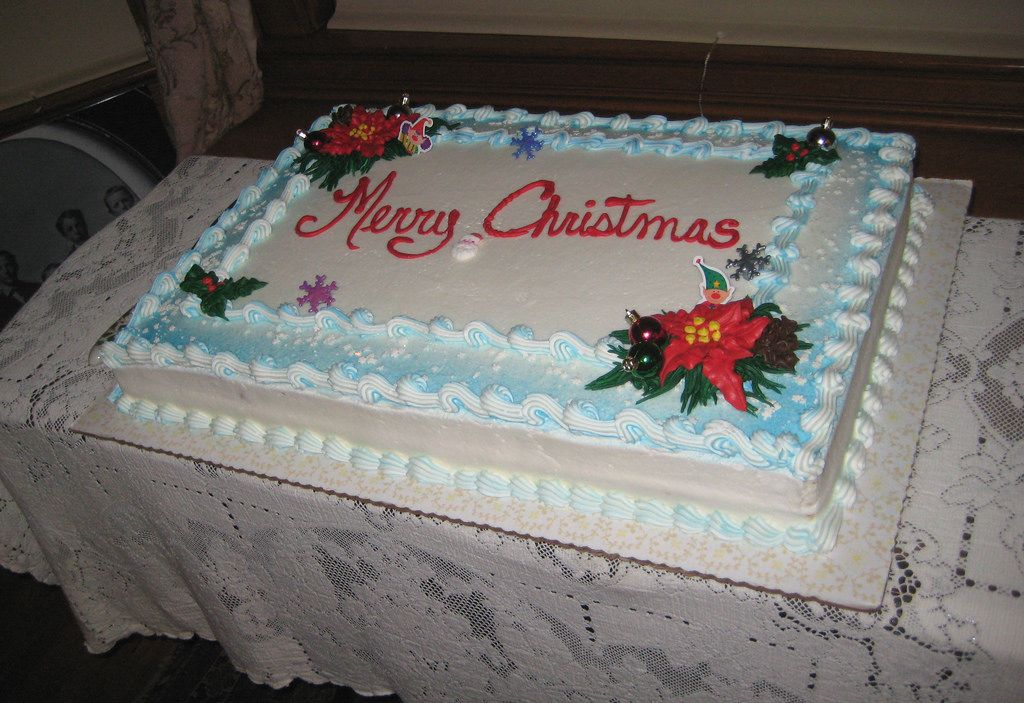 Full Size Sheet Cake Photo By Katherine H Cake Cake